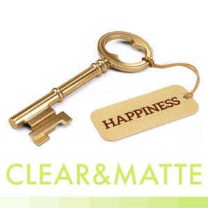 Clear & Matte
